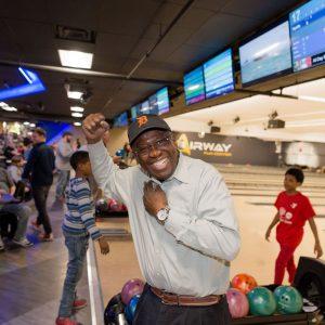 Bowling at Airway Fun Center