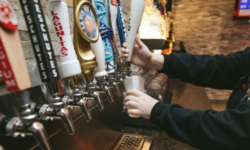 Happy Hour, Burgers and Other Fun Things to Do in Kalamazoo at Airway's Taproom