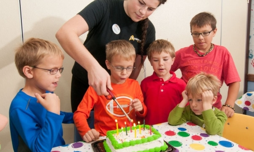 Planning a Kids Birthday Party? There Are Tons of Things to Do in Kalamazoo at Airway Fun Center!
