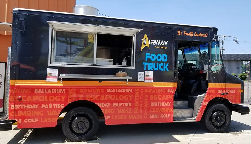 Airway Food Truck
