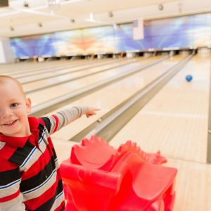 Bowling at Airway Fun Center