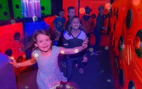 Time Freak at Airway Fun Center